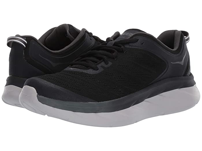 Hoka One One  Akasa (Black/Dark Shadow) Mens Running Shoes