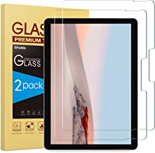 SPARIN [2-Pack] Surface Go 2 / Surface Go Screen Protector, [Tempered Glass] [High Responsive] [Scratch Resistant] Screen ...