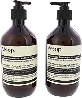 [Aesop] Less Rection Duet (Hand Wash, Hand Balm)