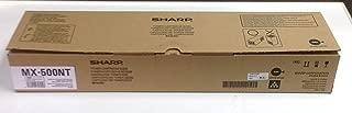 Sharp MX-500NT Mx-m283n/mx-m363n/mx-m363u/mx-m453n/mx-m453u/mx-m503n/mx-m503u Toner [40000 Yield]