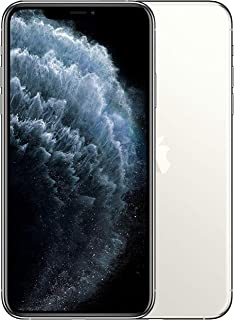 Apple iPhone 11 Pro Max 256GB Silver (Renewed)