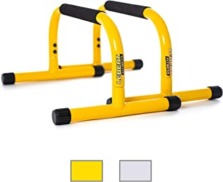 Lebert Fitness Parallettes Push Up Dip Stand