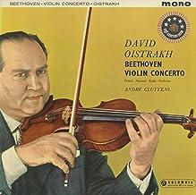 ベートーヴェン (Beethoven,贝多芬) ヴァイオリン協奏曲 (Violin concerto,小提琴協奏曲) Op.61 COLUMBIA:33CX 1672 NL MONO Original
