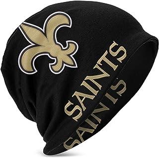 New Orle-ANS Sai-NTS Logo Niños Casual Beanie Hat Winter Warm Knit Ski Beanies Skull Cap
