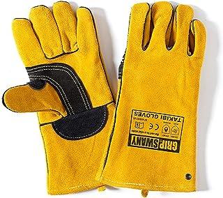 [Grip Swany(グリップスワニー)] Takibi Glove Ochre G-80