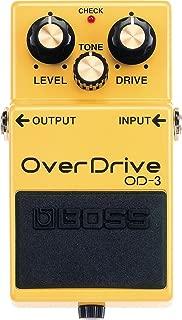 BOSS Overdrive Guitar Pedal (OD-3)
