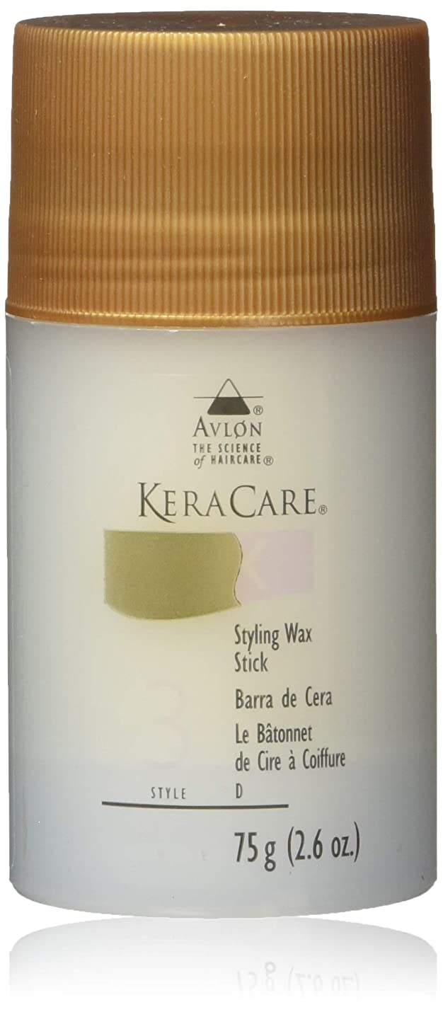 帽子浮く士気Avlon KeraCare Styling Wax Stick 75 ml or 2.6oz