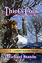 Thief's Coin (Larenia's Shadow Trilogy Book 2)