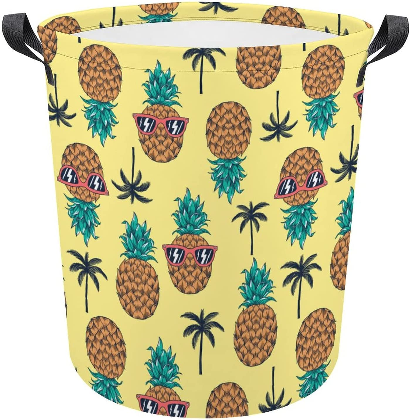 Cute Cartoon Pineapple with Sunglasses Lau Oxford Columbus Mall Don't miss the campaign Yellow Gift on
