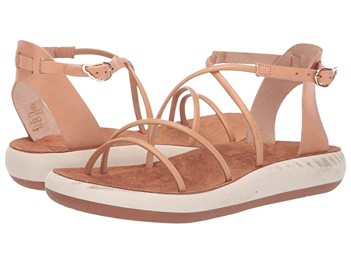 Ancient Greek Sandals  Anastasia Comfort (Natural) Womens Shoes