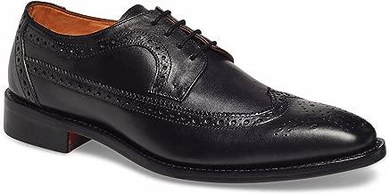 Anthony Veer Men's Regan Wingtip Oxford Full Grain Leather Shoes Goodyear Welt