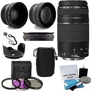 Amazon com: Canon EOS 7d Mark II - Accessory Kits / Digital