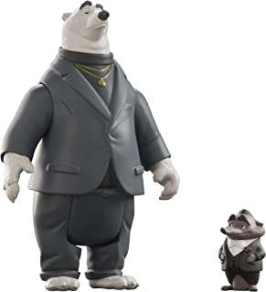 Zootopia Character Pack, Mr. Big and Kevin