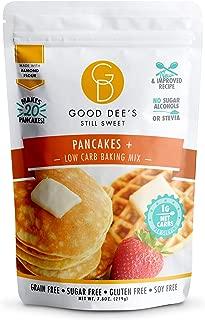 Good Dee's Cookie Mix Pancake Mix-sin gluten, sin grano, y