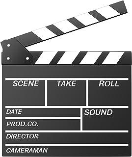 Neewer Film Movie Slateboard Wooden Clapper Board - 10080285