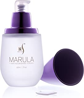 Herstyler Marula Oil Hair Serum - Frizzy Hair Serum for Straightening & Sheen - Fragrant Hair Care Serum for Glossy Tresses - Hair Treatment Serum to Give Hair that Extra Boost
