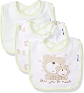 GERBER Baby 3-Pack Dribbler Bib