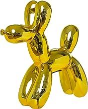 Interior Illusions Plus ii00392 Yellow Balloon Dog Bank, 12
