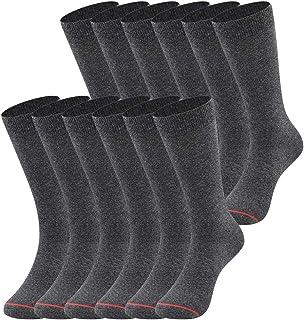 Calcetines de algodón peinado para hombre, Calcetines Estampados Hombre, Hombres Ocasionales Calcetines Divertidos Impresos de Algodón, Calcetines de moda de negocios