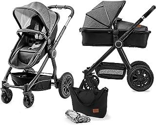 kk Kinderkraft kk Kinderkraft 2-i-1 VEO, kk Kinderkraftsset, kombikinidagn, sportvagn, buggy och bärväska i ett tillbehör,...