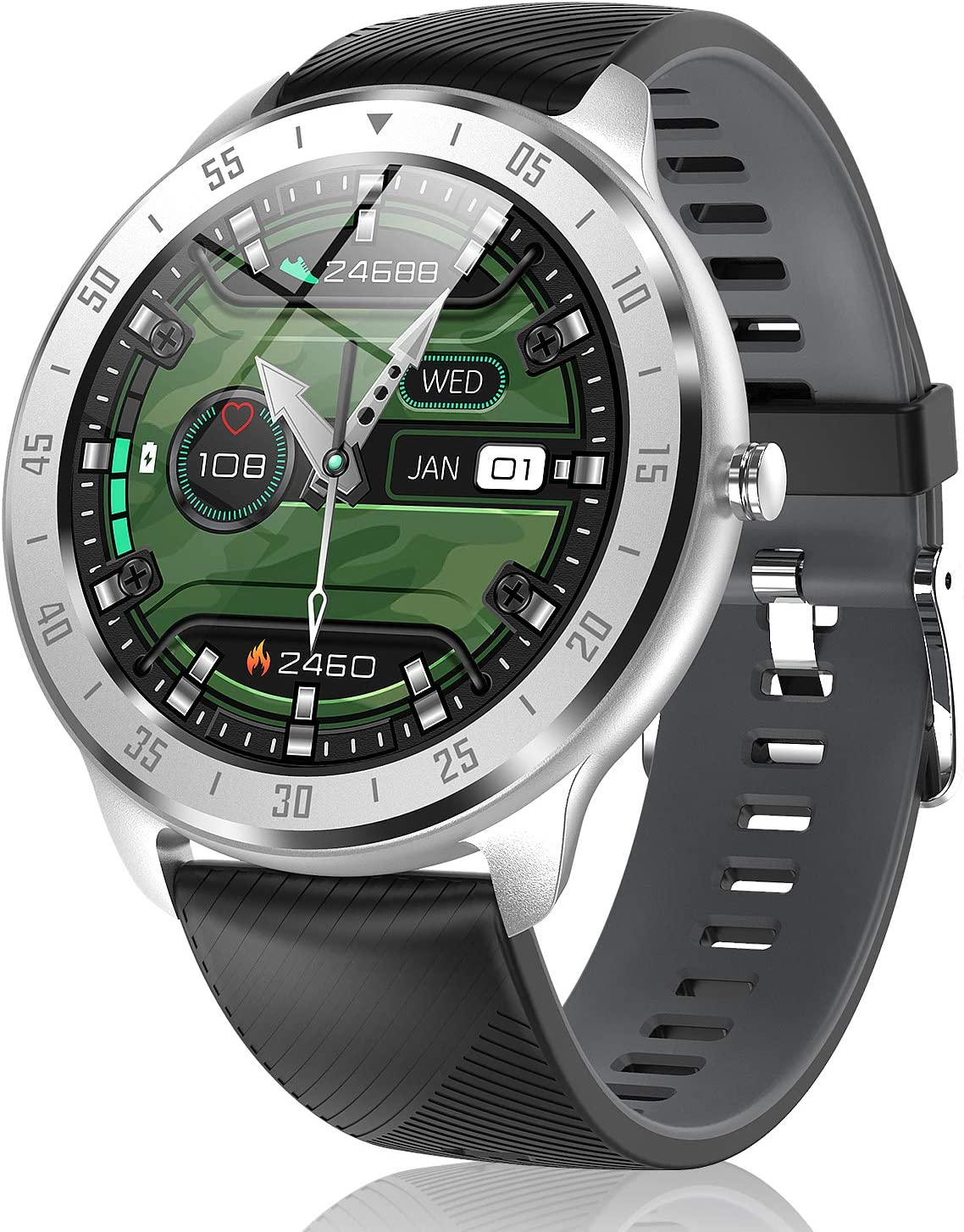 Minneapolis Mall CanMixs Smart Watch for Android with Phones Tracker El Paso Mall Fitness iOS