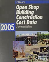 Open Shop Building Construction Cost Data 2005