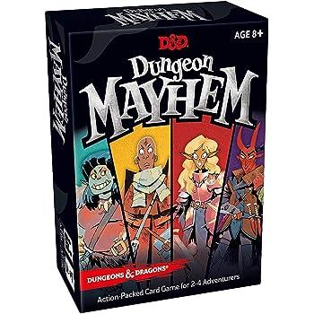 Avalon Hill wocc6164 Dragons: Dungeon Mayhem: Amazon.es: Juguetes ...