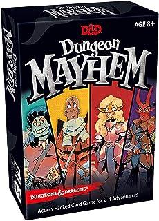 Fantasy Flight Games D&D Dungeon Mayhem Board Games