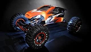 Exceed RC 1/8Th Mad Torque Rock Crawler Ready to Run (Orange)