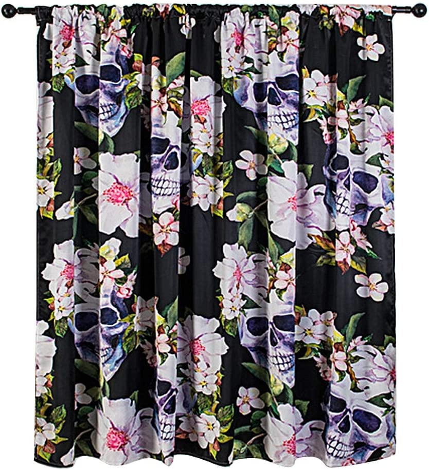 Yosooo Spring new work one after another 140x130cm Curtain Polyester with Be super welcome Halloween Theme