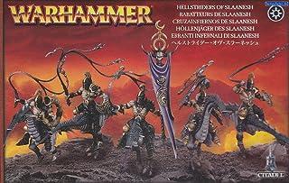 Games Workshop Warhammer Warriors of Chaos Hellstriders of Slaanesh (2012) (Plastic) (5 Figures)