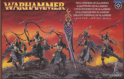 Warhammer Fantasy Chaos  H enj r des Slaanesh