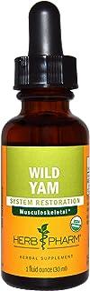Herb Pharm Wild Yam 1 oz ( Multi-Pack)