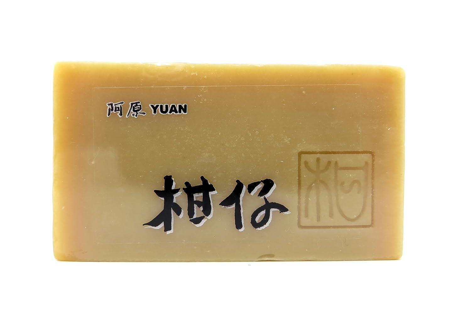 風変わりな満員醸造所ユアンソープ ベルガモットオレンジ 固形 100g