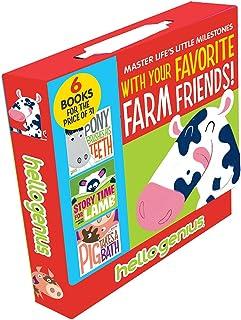 Hello Genius Favorite Farm Friends Box (Hello Genius)