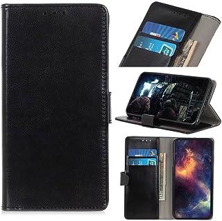 Do Motorola Moto G50 5G etui skóra Motorola Moto G50 5G portfel książka otwierana folio stojak widok amortyzacja etui z pr...