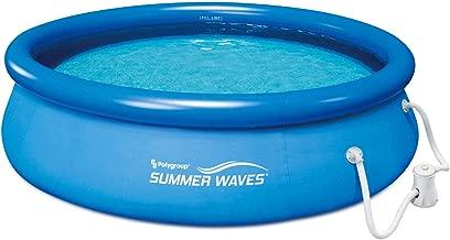 pool summer waves
