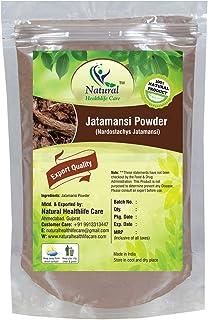 100% Natural Jatamansi Powder (Rhizome) (Nardostachys Jatamansi) Powder for REJUVENATING HAIR ROOTS NATURALLY (100 gm (0.22 lb) 3.5 ounces)