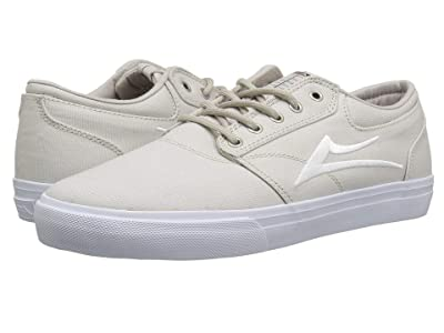 Lakai Griffin (Cream Canvas) Men