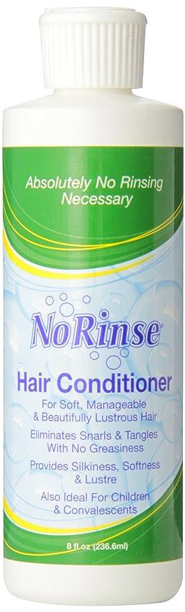 倫理フォルダ盟主No Rinse Hair Conditioner, 8 Ounce by Clean Life Products