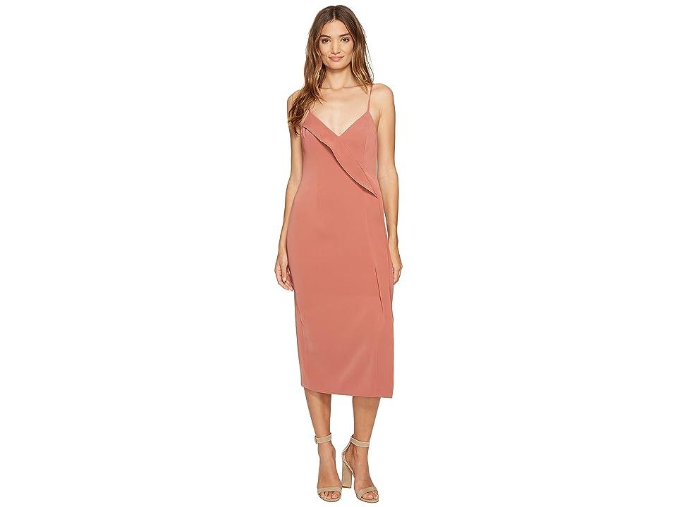 KEEPSAKE THE LABEL Overpowered Dress (Spice) Women