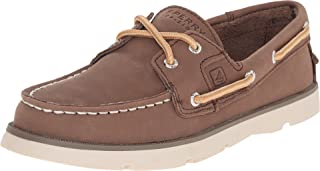 Unisex-Child Leeward Boat Shoe