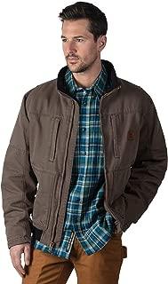 Walls Men's Sanded Duck Vintage Bomber Jacket