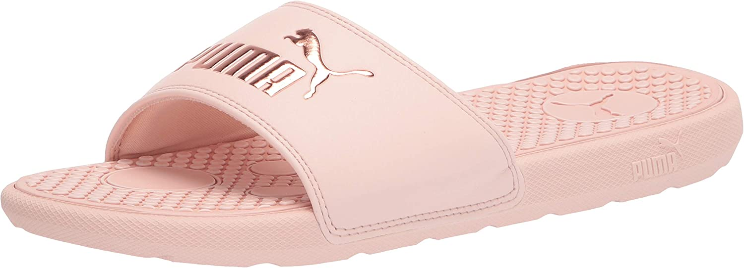 PUMA Women's Cool Cat Slide Year-end annual account Sandal Cheap super special price