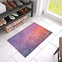 Texture Pattern Structure Color Design Unique Debora Custom Bathroom Accessories Non-Slip Bath Mat Rug Bath Doormat Floor ...