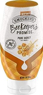 Smucker's Beekeeper's Promise Pure Honey, 11.5 oz, 6Count