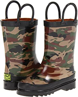 Western Chief Kids - Camo Rainboot (Toddler/Little Kid)