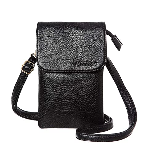 MINICAT Roomy Pockets Series Small Crossbody Bag Cell Phone Purse Wallet  For Women ca237054479b8