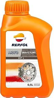 Repsol RP713A56 Moto Dot 4 Brake Fluid Liquido de Frenos,