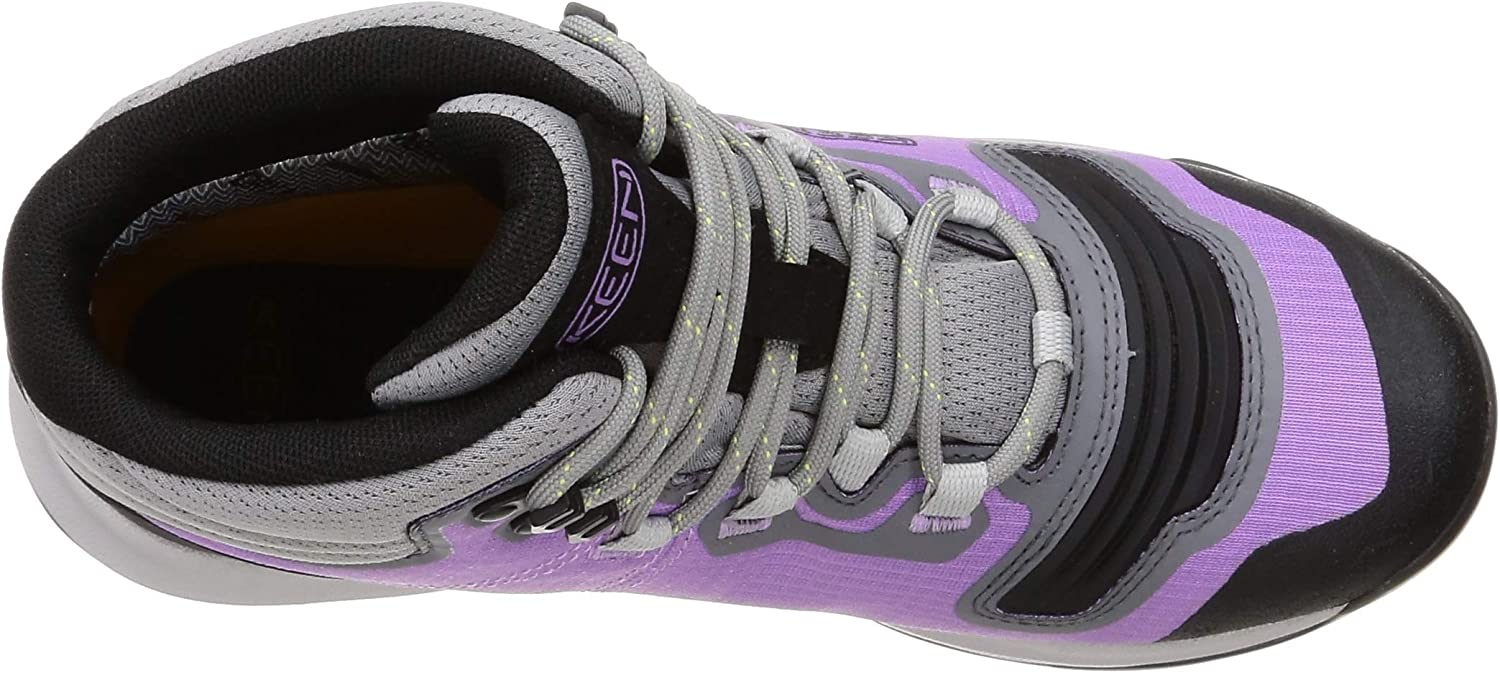 KEEN Womens Tempo Flex Mid Wp Hiking Boot